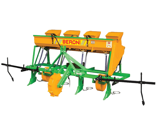 Multi Crop Row Planter