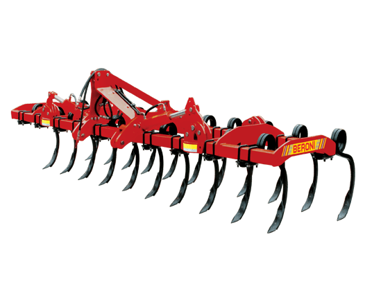 Double Coil Tyne Cultivator