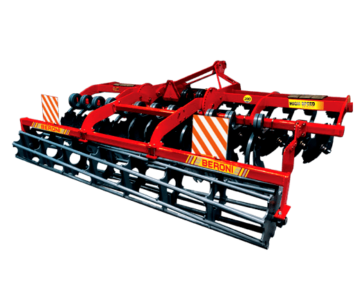 High Speed Disc Harrow Pro