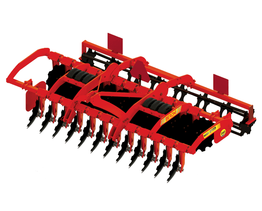 High Speed Disc Harrow