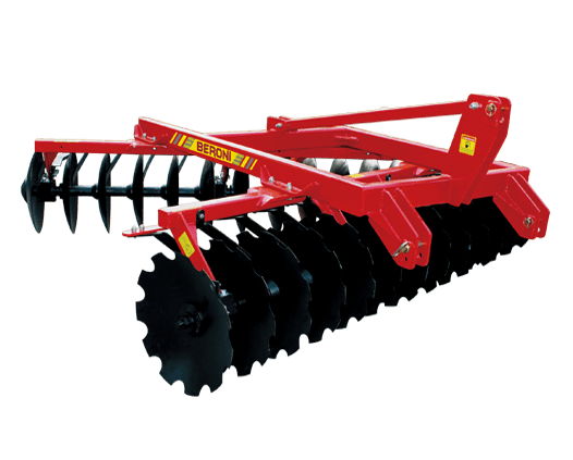 Hunter Series Mounted Offset Disc Harrow
