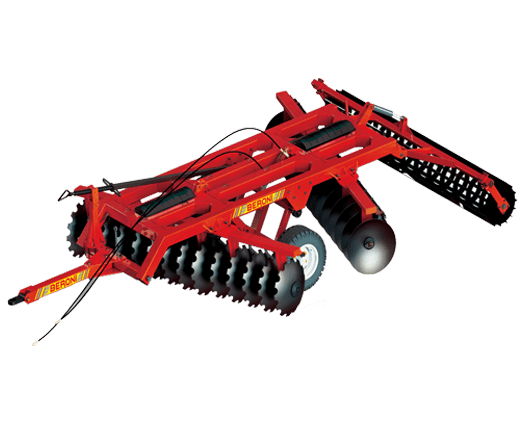 Hydraulic Harrow Ultra Series