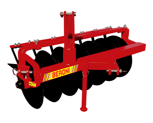 Poly Disc Harrow /Plough