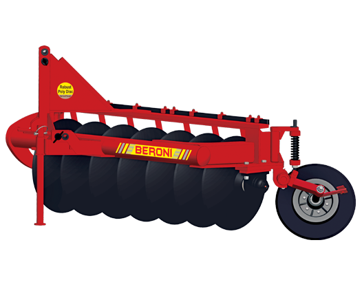 Robust Poly Disc Harrow /Plough
