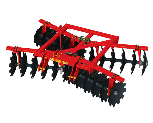 Tandem Disc Harrow Medium  Series