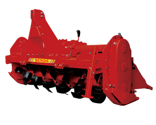 Stick Shift Rotary Tiller